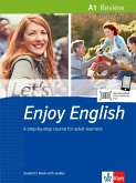 Let's Enjoy English A1 Review. Student's Book + MP3-CD