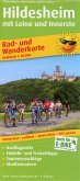 PUBLICPRESS Rad- und Wanderkarte Hildesheim mit Leine und Innerste