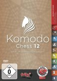 Komodo Chess 12, 1 DVD-ROM