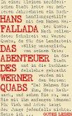 Das Abenteuer des Werner Quabs (eBook, ePUB)