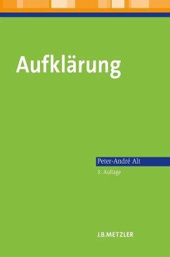 Aufklärung (eBook, PDF) - Alt, Peter-André