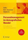 Personalmanagement im demografischen Wandel (eBook, PDF)
