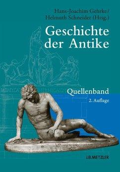 Geschichte der Antike (eBook, PDF)
