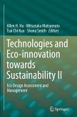 Technologies and Eco-innovation towards Sustainability II