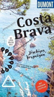 DuMont direkt Reiseführer Costa Brava (eBook, PDF) - Wiebrecht, Ulrike
