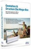 Gestalten & Drucken Die Mega-Box
