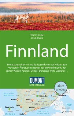 DuMont Reise-Handbuch Reiseführer Finnland (eBook, PDF) - Quack, Ulrich; Krämer, Thomas