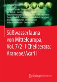 Süßwasserfauna von Mitteleuropa, Vol. 7/2-1 Chelicerata: Araneae/Acari I (eBook, PDF)