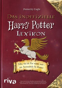 Das inoffizielle Harry-Potter-Lexikon (eBook, PDF) - Eagle, Pemerity
