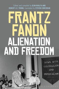 Alienation and Freedom (eBook, ePUB) - Fanon, Frantz