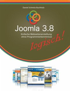 Joomla 3.8 logisch! (eBook, ePUB)