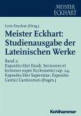 Meister Eckhart: Studienausgabe der Lateinischen Werke (eBook, PDF)
