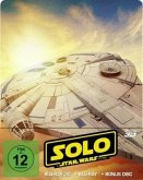 Solo: A Star Wars Story (Blu-ray 3D, Steelbook)