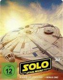 Solo: A Star Wars Story (Blu-ray 3D + 2 Blu-rays, Steelbook)