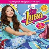 Disney / Soy Luna - Staffel 2: Folge 09 + 10 (MP3-Download)