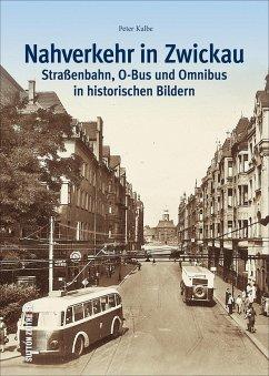 Nahverkehr in Zwickau (Mängelexemplar)