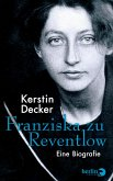 Franziska zu Reventlow (eBook, ePUB)