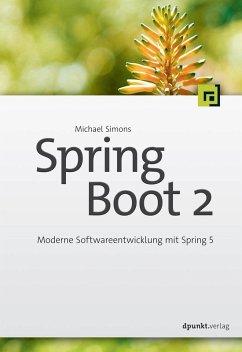 Spring Boot 2 (eBook, ePUB) - Simons, Michael