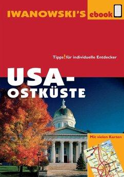 USA-Ostküste - Reiseführer von Iwanowski (eBook, ePUB) - Brinke, Margit; Kränzle, Peter