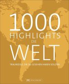 1000 Highlights Die Welt (Mängelexemplar)