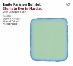 Sfumato-Live In Marciac - Parisien,Emile Quintet