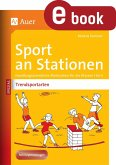 Sport an Stationen Spezial Trendsportarten 1-4 (eBook, PDF)