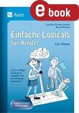 Einfache Logicals für Kinder (eBook, PDF)