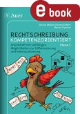 Rechtschreibung kompetenzorientiert - Klasse 3 AH (eBook, PDF)