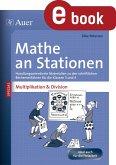Mathe an Stationen Multipliaktion & Division 3-4 (eBook, PDF)