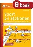 Sport an Stationen Spezial Schwimmen (eBook, PDF)