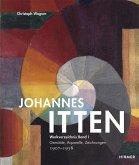 Johannes Itten. Werkverzeichnis, Band I
