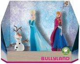 Bullyland 13446 - Walt Disney, Die Eiskönigin, Elsa, Anna und Olaf,