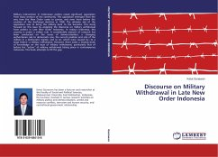 Discourse on Military Withdrawal in Late New Order Indonesia