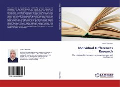 Individual Differences Research
