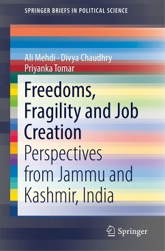 Freedoms, Fragility and Job Creation