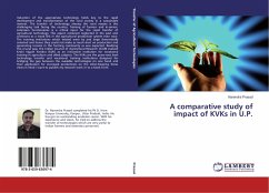 A comparative study of impact of KVKs in U.P.
