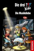 Die Musikdiebe / Die drei Fragezeichen-Kids Bd.77 (eBook, ePUB)