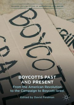 Boycotts Past and Present