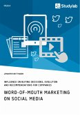 Word-of-Mouth Marketing on Social Media. Influence on Buying Decisions, Evolution and Recommendations for Companies