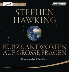 Kurze Antworten auf große Fragen, 1 MP3-CD - Hawking, Stephen W.