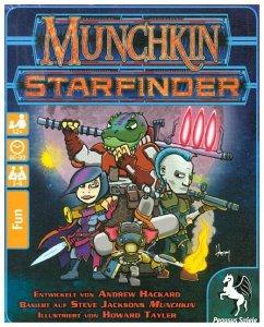 Munchkin Starfinder (Spiel)