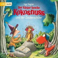 Der kleine Drache Kokosnuss und der Zauberschüler / Die Abenteuer des kleinen Drachen Kokosnuss Bd.26 (MP3-Download) - Siegner, Ingo