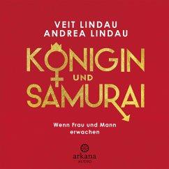 Königin und Samurai (MP3-Download) - Lindau, Veit