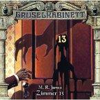 Gruselkabinett, Folge 92: Zimmer 13 (MP3-Download)