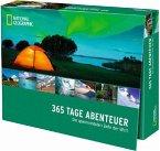 365 Tage Abenteuer (Mängelexemplar)
