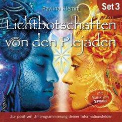 Lichtbotschaften von den Plejaden (Übungs-Set 3) (MP3-Download) - Klemm, Pavlina