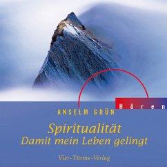 Spiritualität - Damit mein Leben gelingt (MP3-Download) - Grün, Anselm