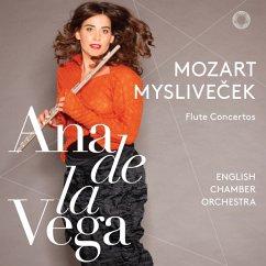 Flötenkonzerte - Vega,Ana De La/English Chamber Orchestra
