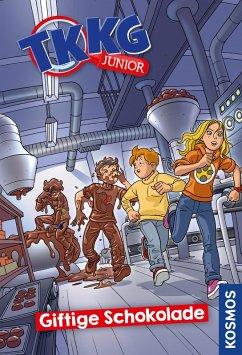 Giftige Schokolade / TKKG Junior Bd.3