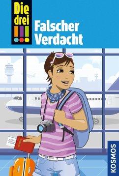 Die drei !!!, 75, Tatort Hollywood 1: Falscher Verdacht (drei Ausrufezeichen) (eBook, ePUB) - Vogel, Kirsten